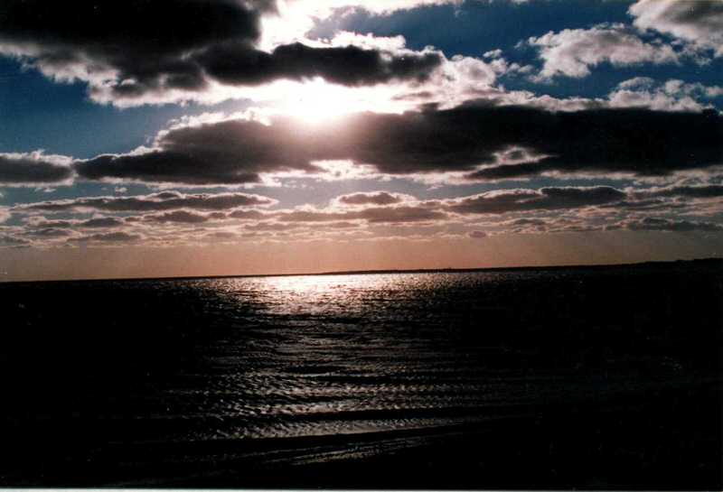 Cape Cod Bay, Provincetown, Massachusetts