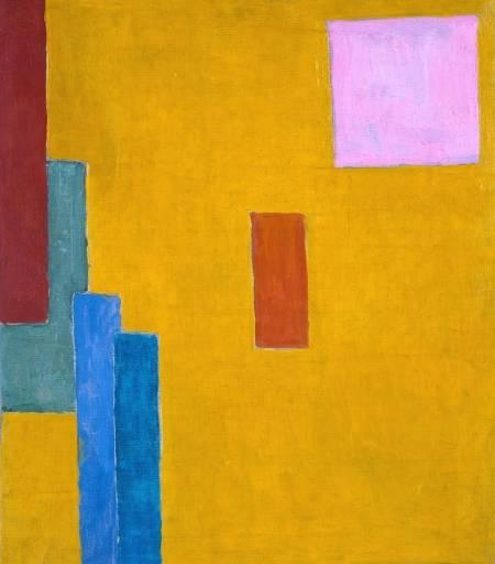 Bell Abstract painting 1914